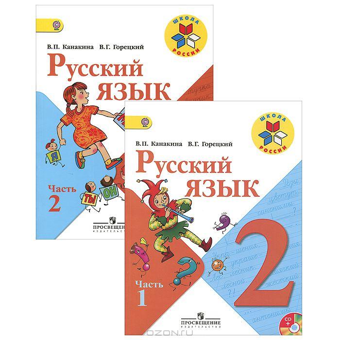 п. горецкий решебник 4 в. г. класс по в. канакина русский язык