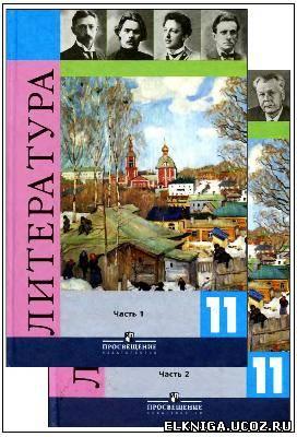 Русский язык и литература. Литература. 11 класс. 2-х частях. Ч. 1.